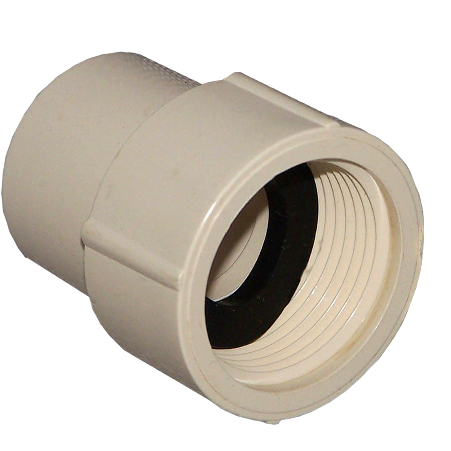 Genova 10-Pack 3/4-in dia Adapter CPVC Fittings