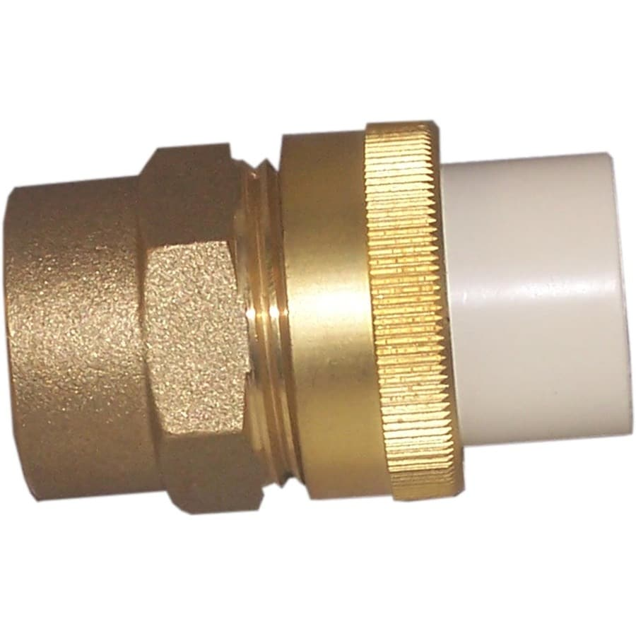 Genova 3/4-in Dia Union CPVC Fittings