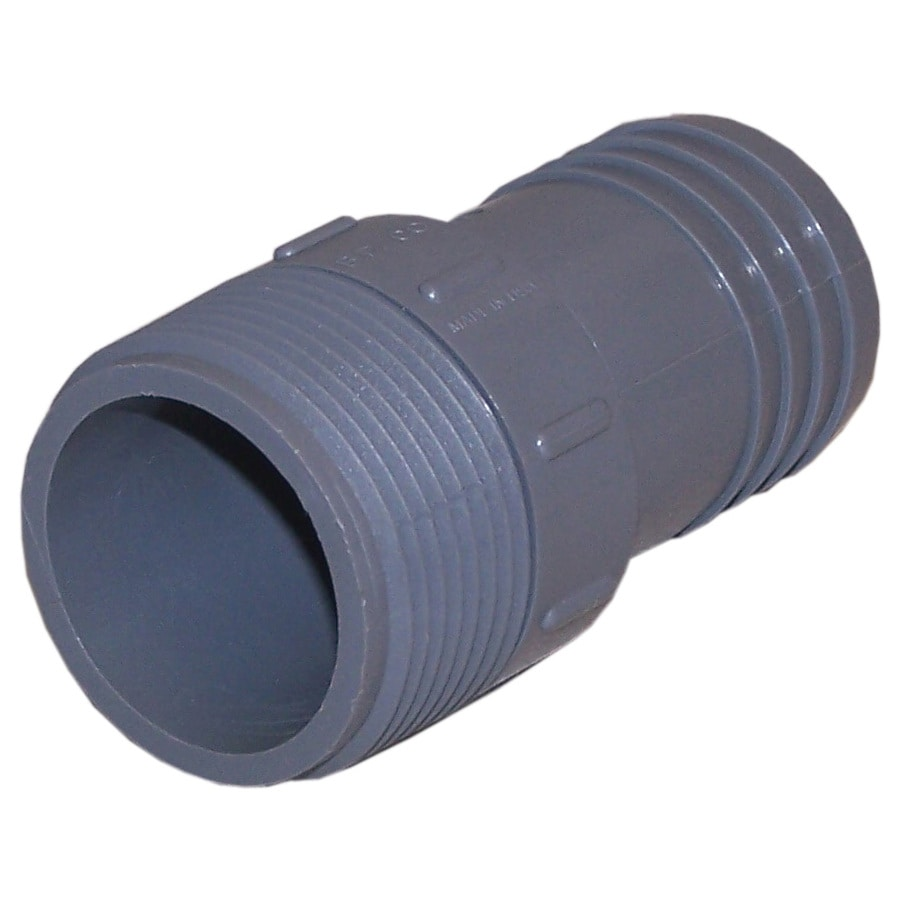 Genova 1-1/4-in Dia Insert Male Adapter
