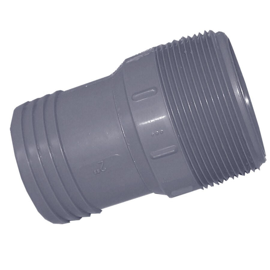 Genova 2-in Dia Polypropylene Adapter