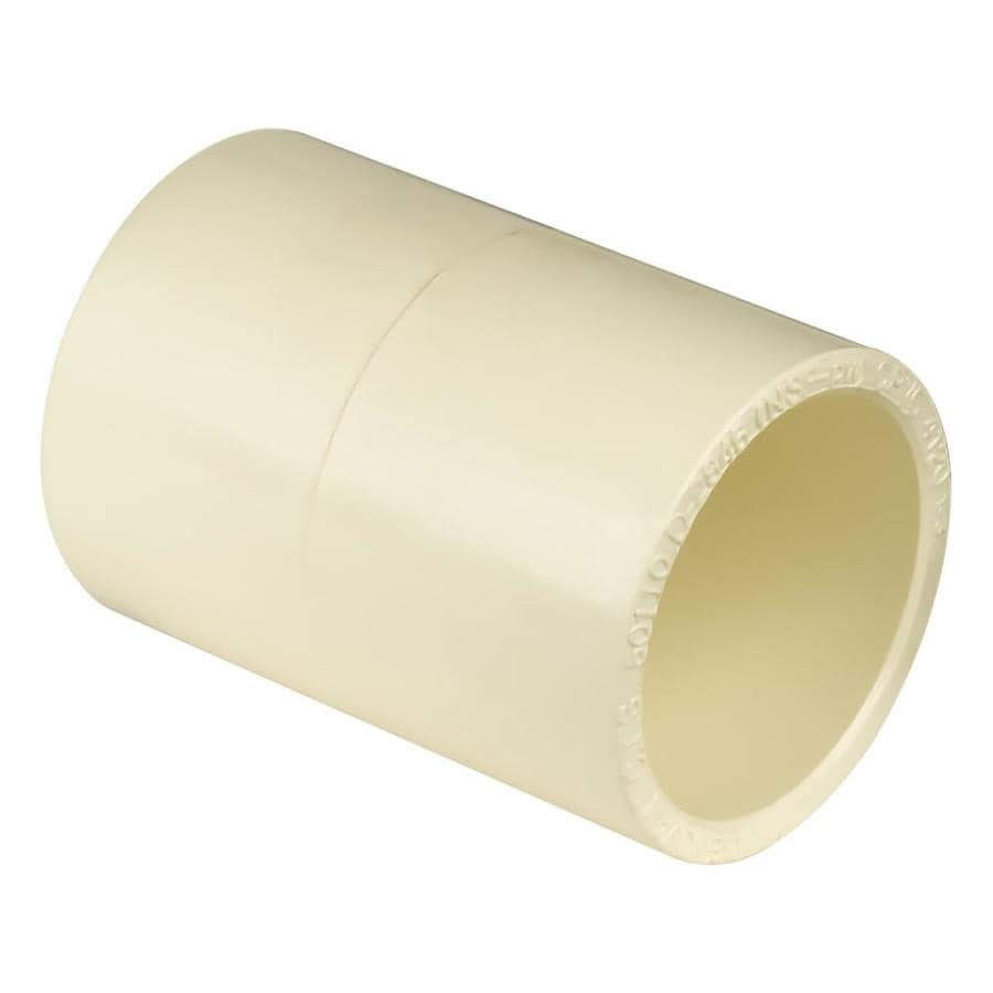 Shop genova in dia coupling cpvc fittings at lowes
