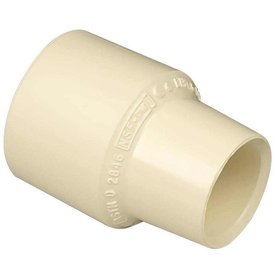 Genova 3/4-in x 1/2-in dia Coupling CPVC Fittings