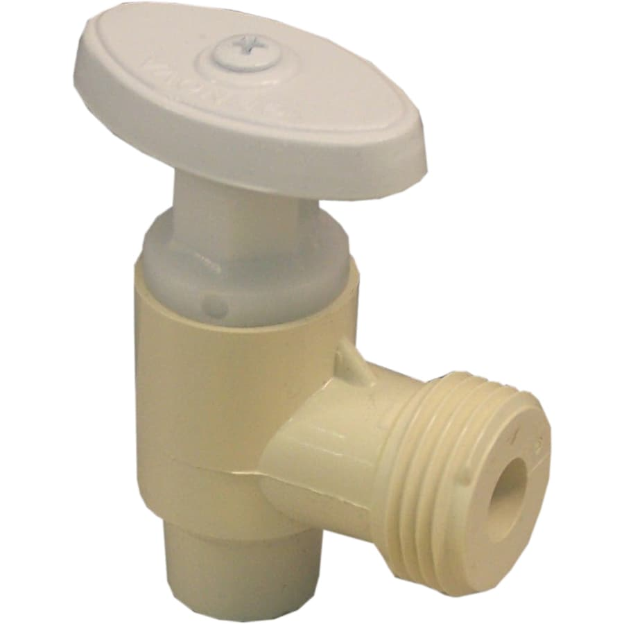 Shop genova dia degree valve cpvc fittings at lowes
