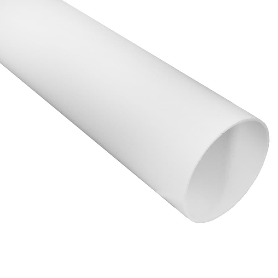 Genova 3-in x 10-ft Sch 30 Solidcore PVC DWV Pipe