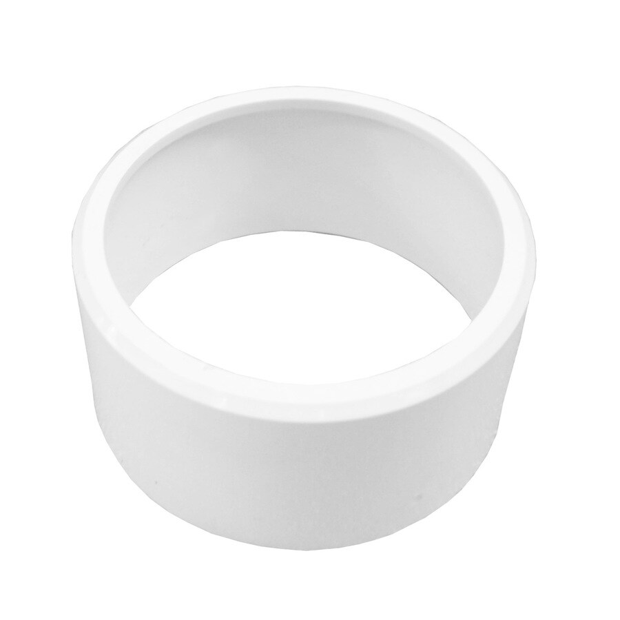 Genova 3-in dia PVC Flush Bushing Fitting