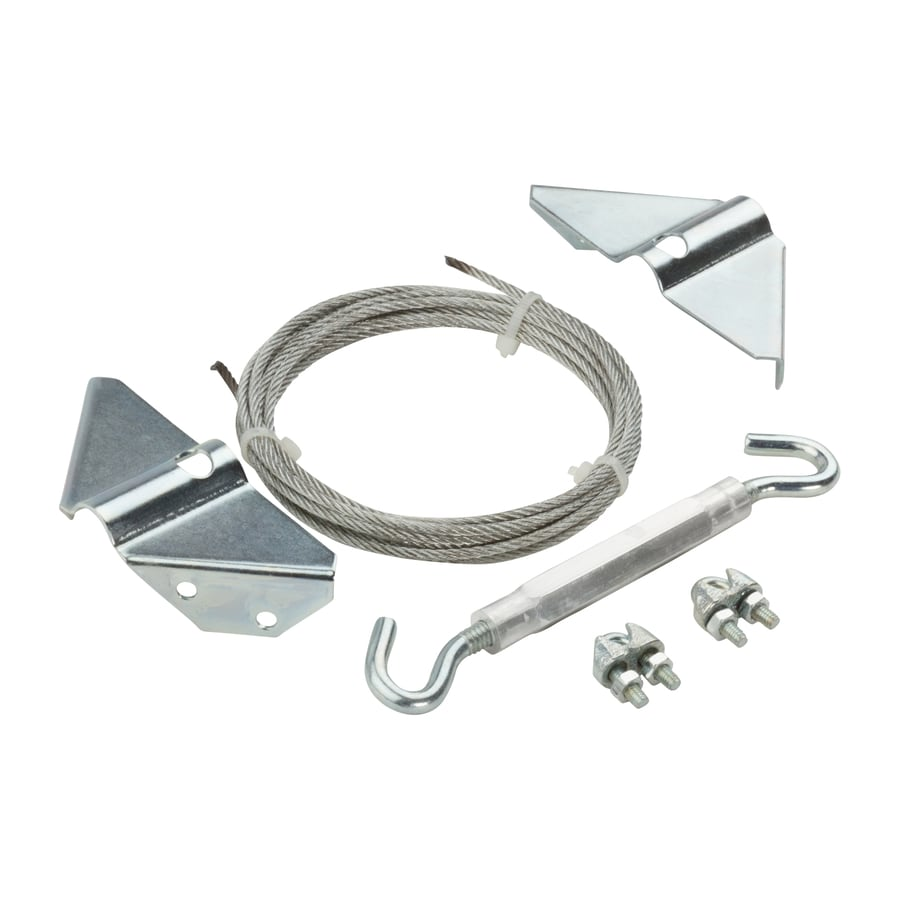 National Hardware Zinc Gate Hardware Kit