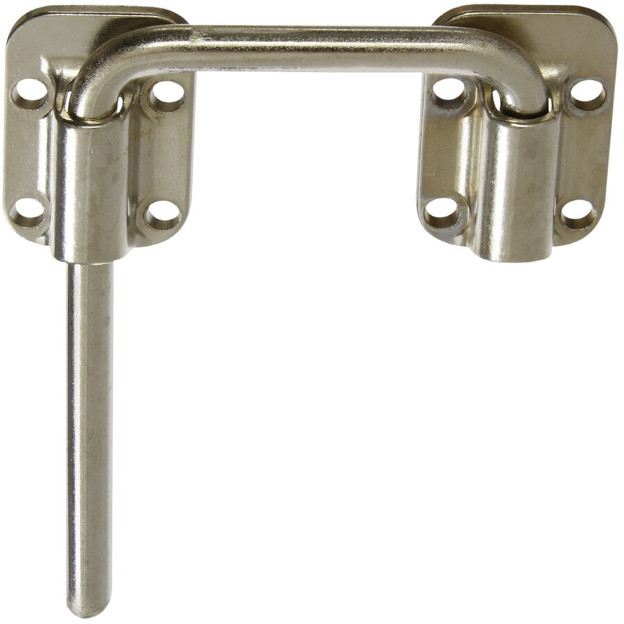 National Steel Nickel Sliding Patio Door Latches