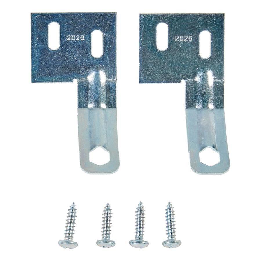 National Hardware 2-Piece Bifold Closet Door Hardware Kit