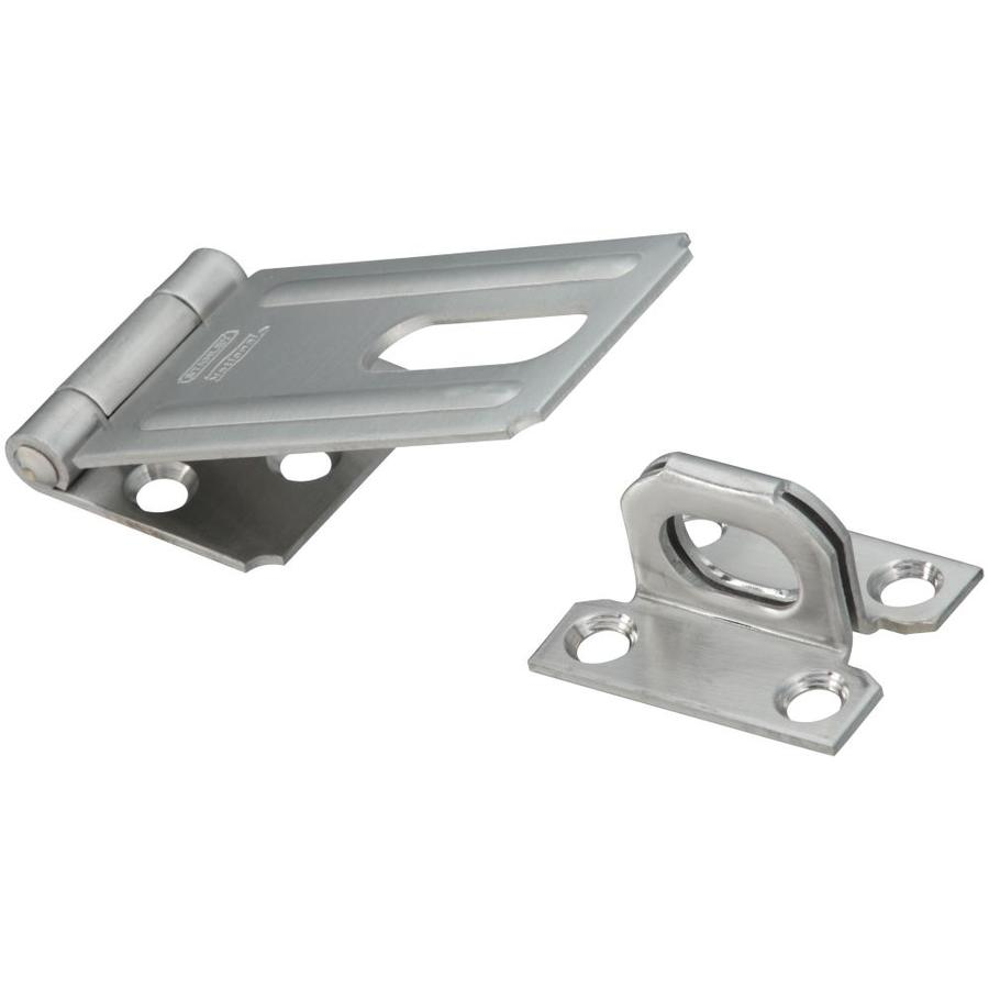 Stanley-National Hardware 3.25-in Stainless Steel Hasp