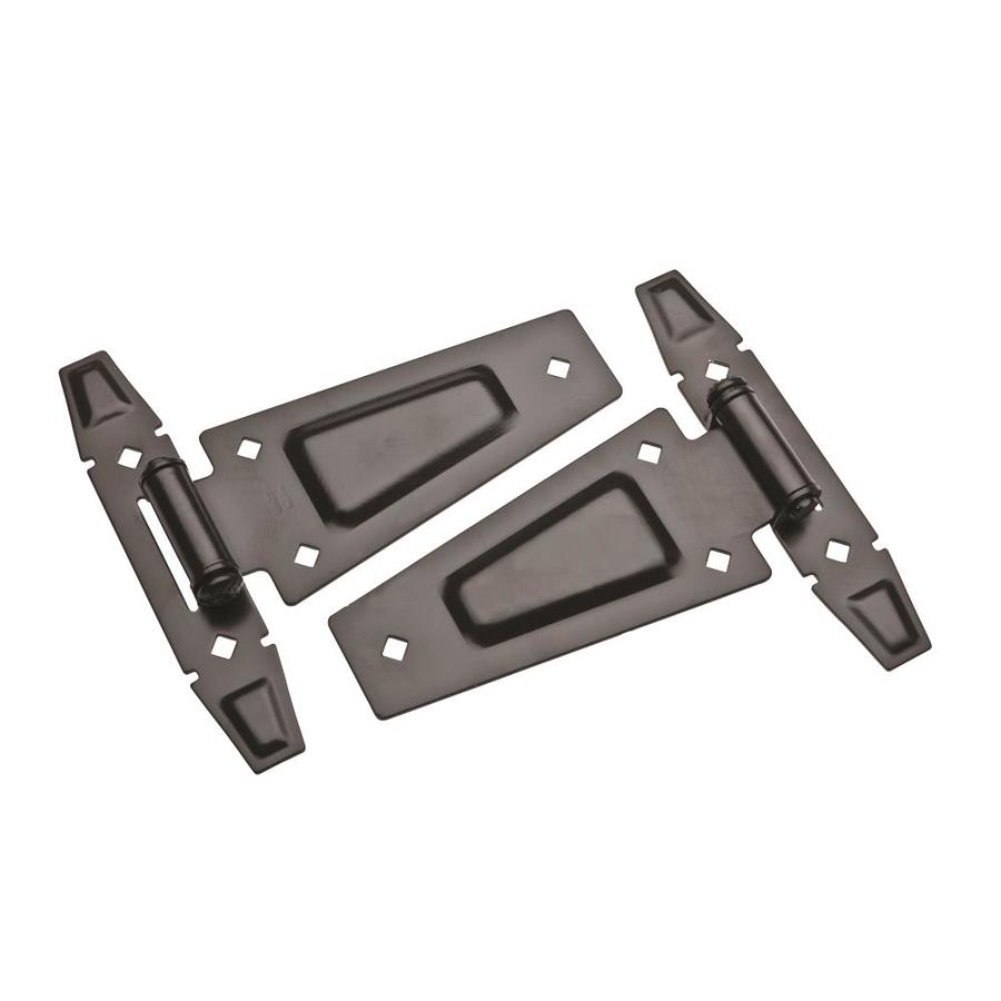 Stanley-National Hardware 2-Pack Steel-Painted Gate Hinge