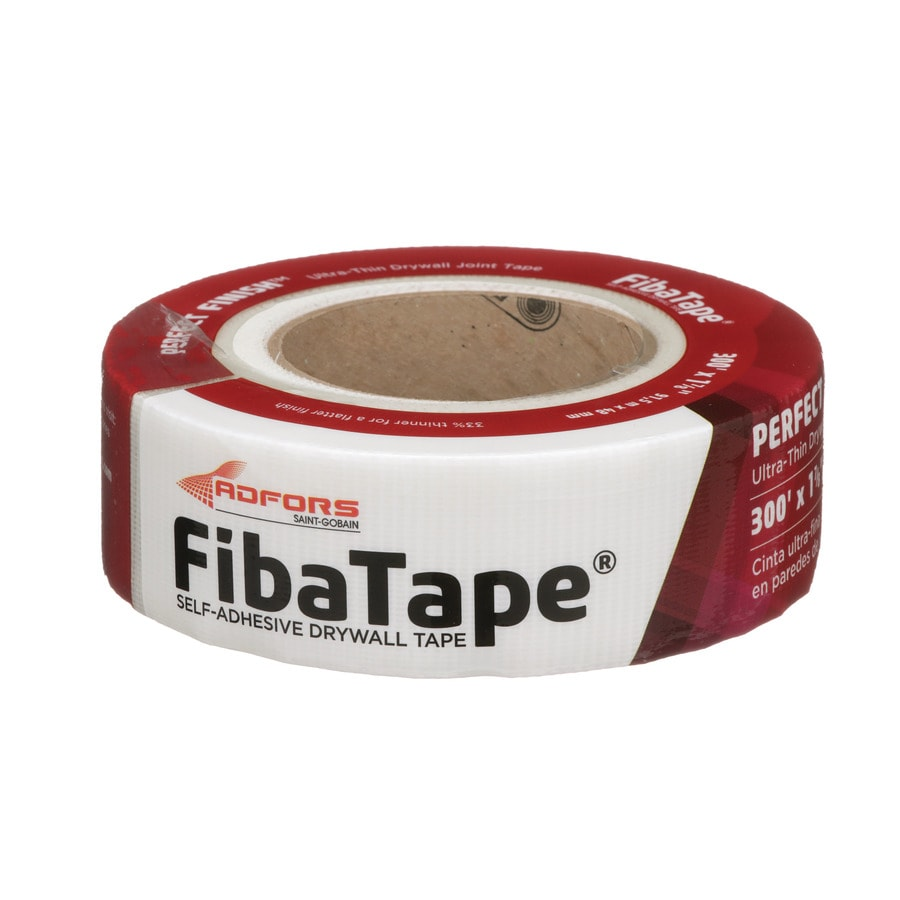 FibaTape 300-ft Self-Adhesive Joint Tape
