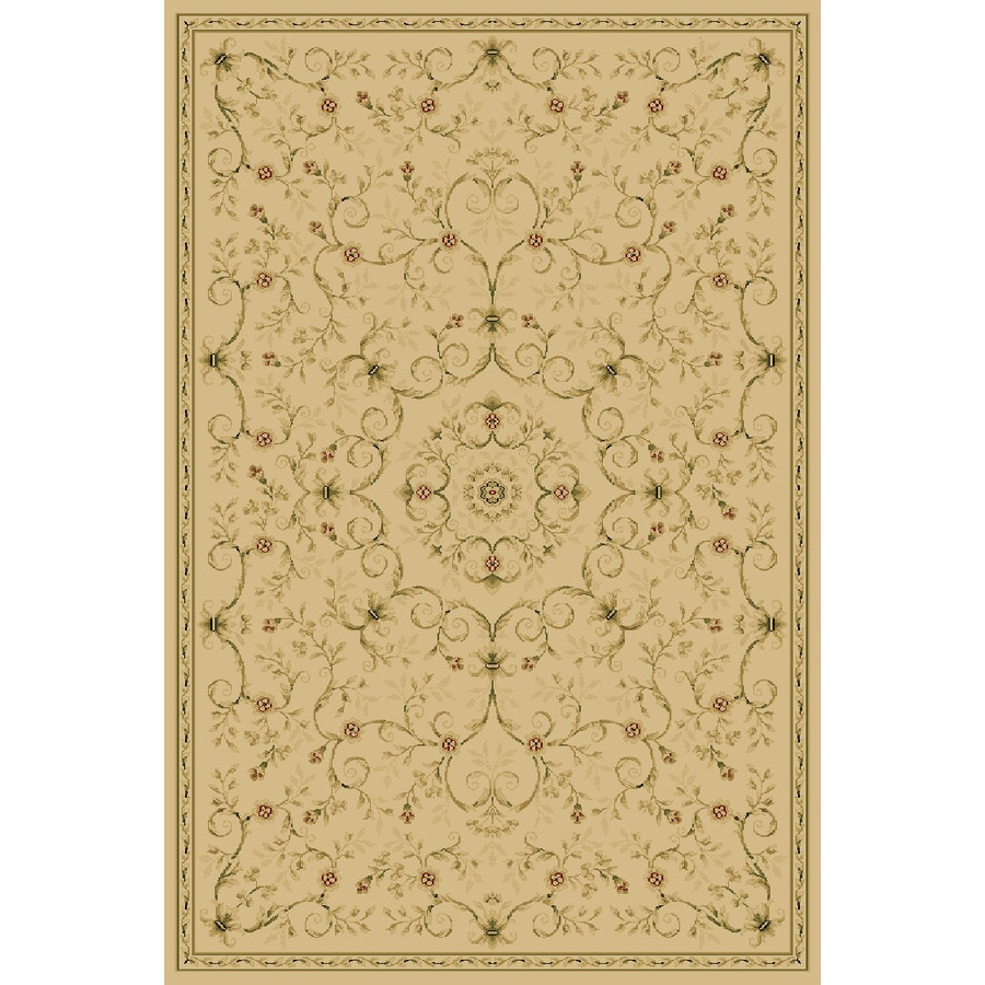 Natco Interlude Rectangular Indoor Woven Area Rug (Common: 5 x 7; Actual: 60-in W x 87-in L)