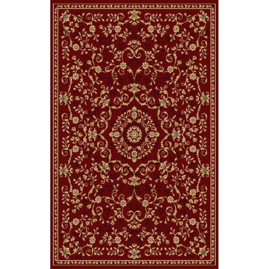 Natco Interlude Rectangular Woven Area Rug (Common: 8 x 10; Actual: 94-in W x 118-in L)