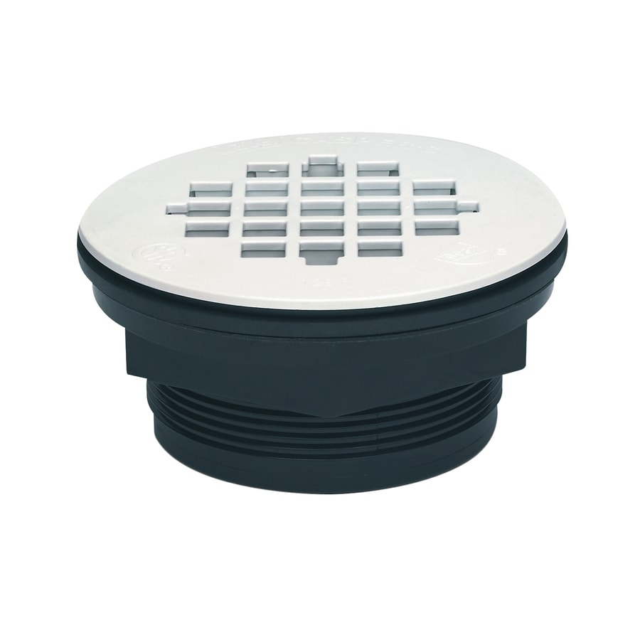 Oatey Black ABS Shower Drain