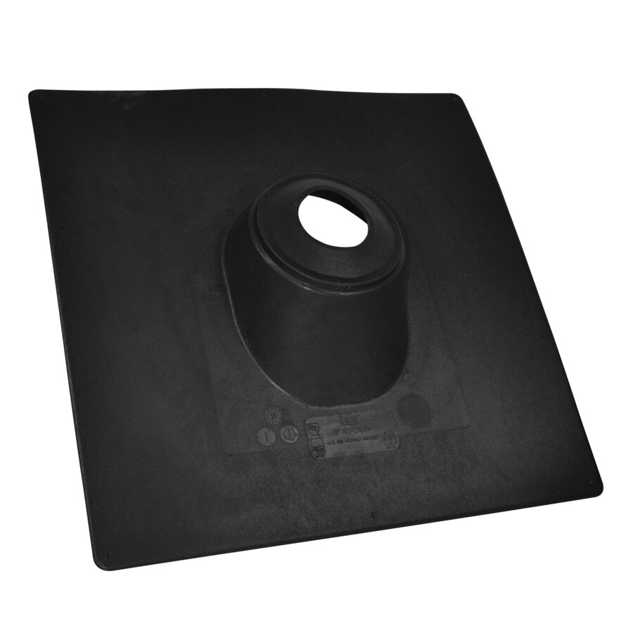 Oatey Thermoplastic 3-in x 18-in Plastic Vent and Pipe Flashing