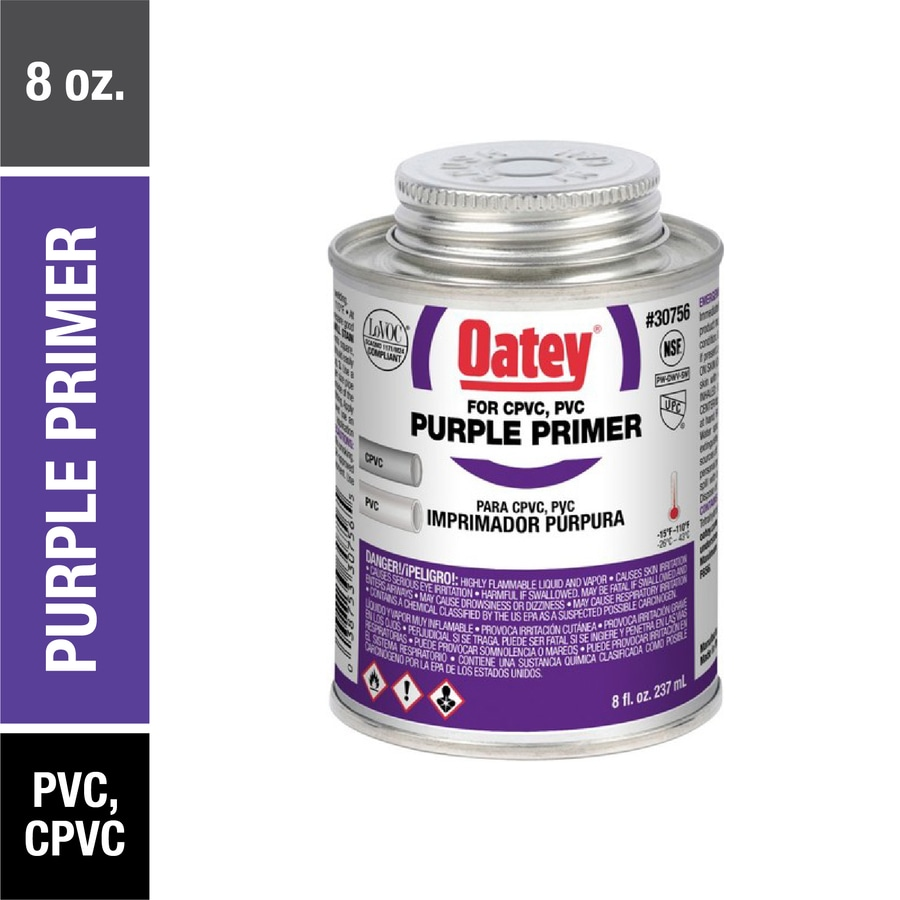 Oatey 8 Fl Oz Primer At Lowes Com