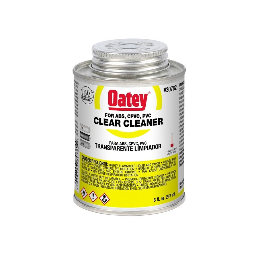 Oatey 8-fl oz Cleaner