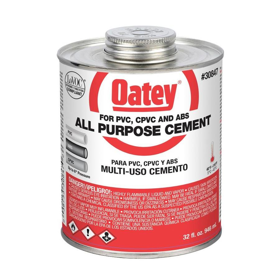 Oatey 32-fl oz All-Purpose Cement