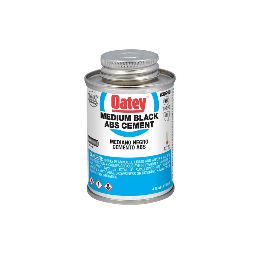 Oatey 4 fl oz Abs Cement