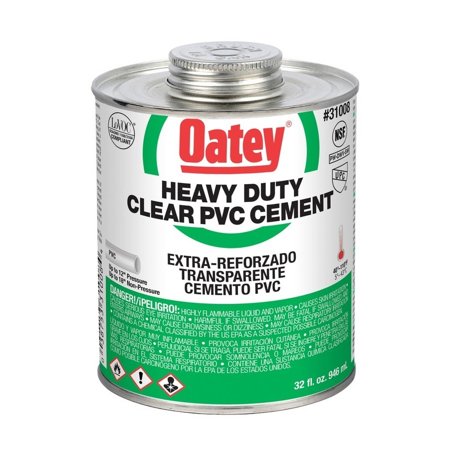 Oatey 32-fl oz PVC Cement