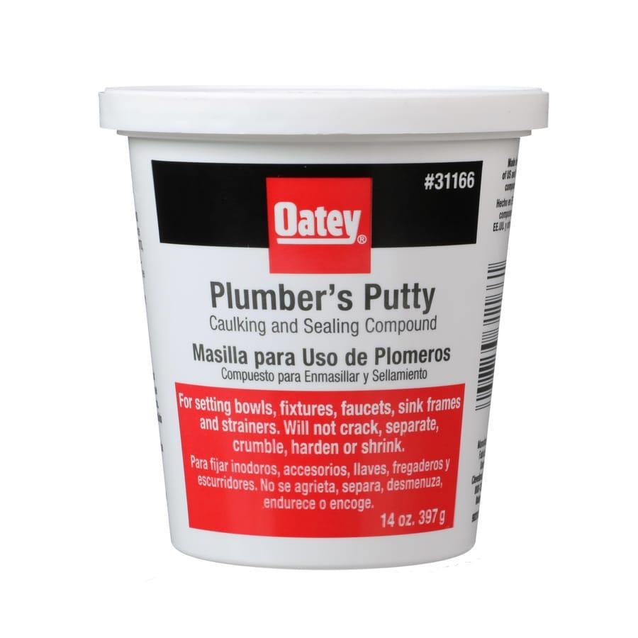 Oatey Plumber's Putty