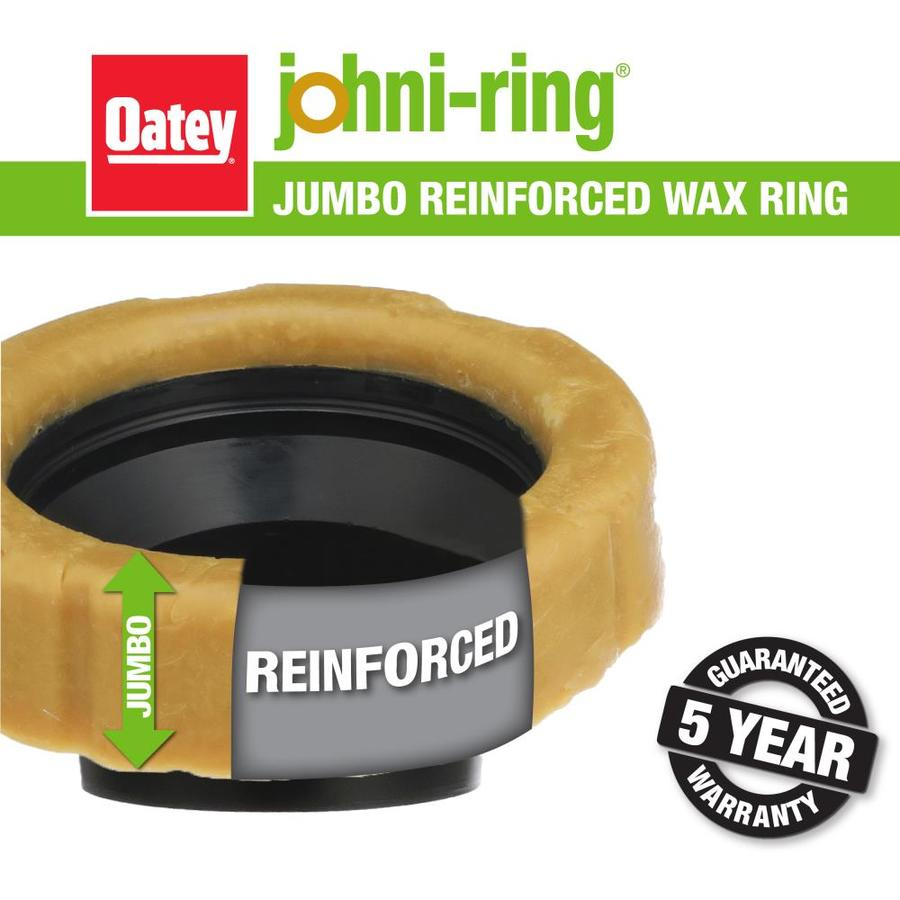 Oatey Johni Ring Without Sleeve Jumbo Reinforced Bolts