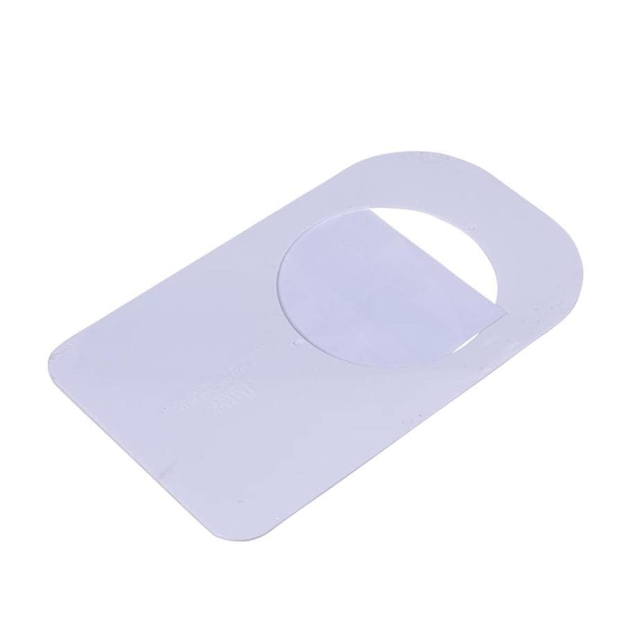 Oatey Square Toilet Base Plate