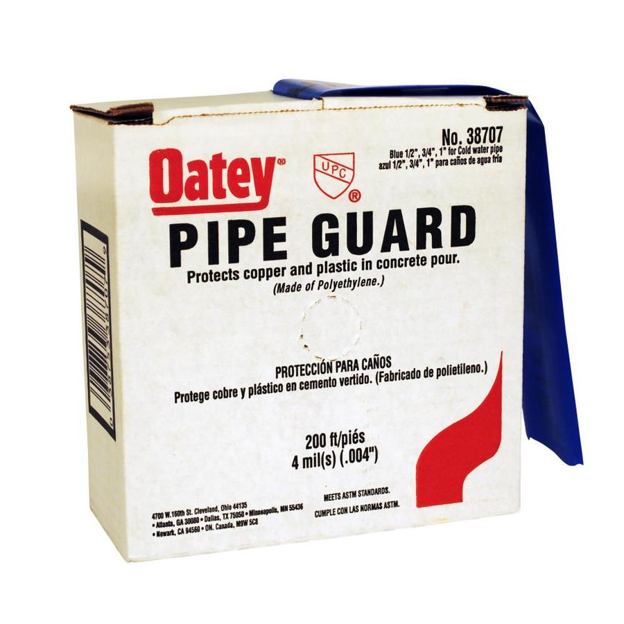 Oatey 1-in x 200-ft Pipe Wrap Tape