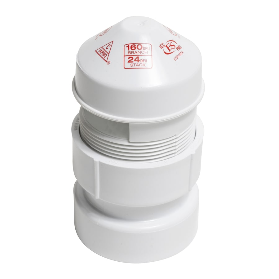 Oatey 6-Pack 1-1/2-in dia PVC Vent Elbow Fitting