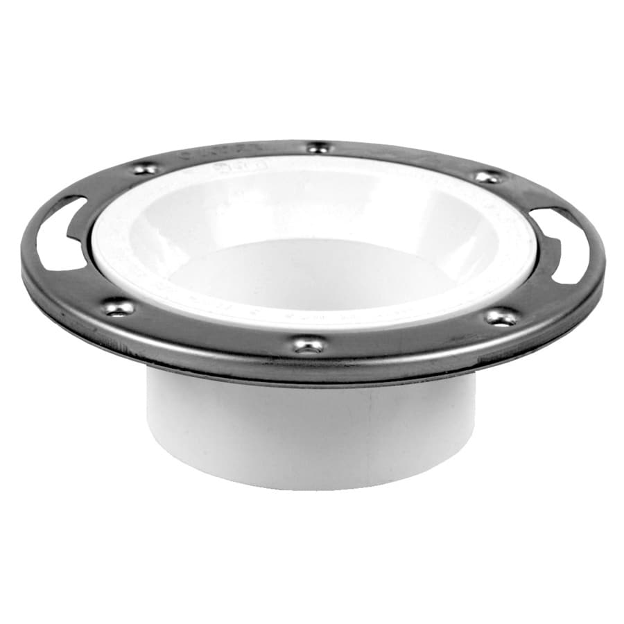 how to raise toilet flange 2 inches