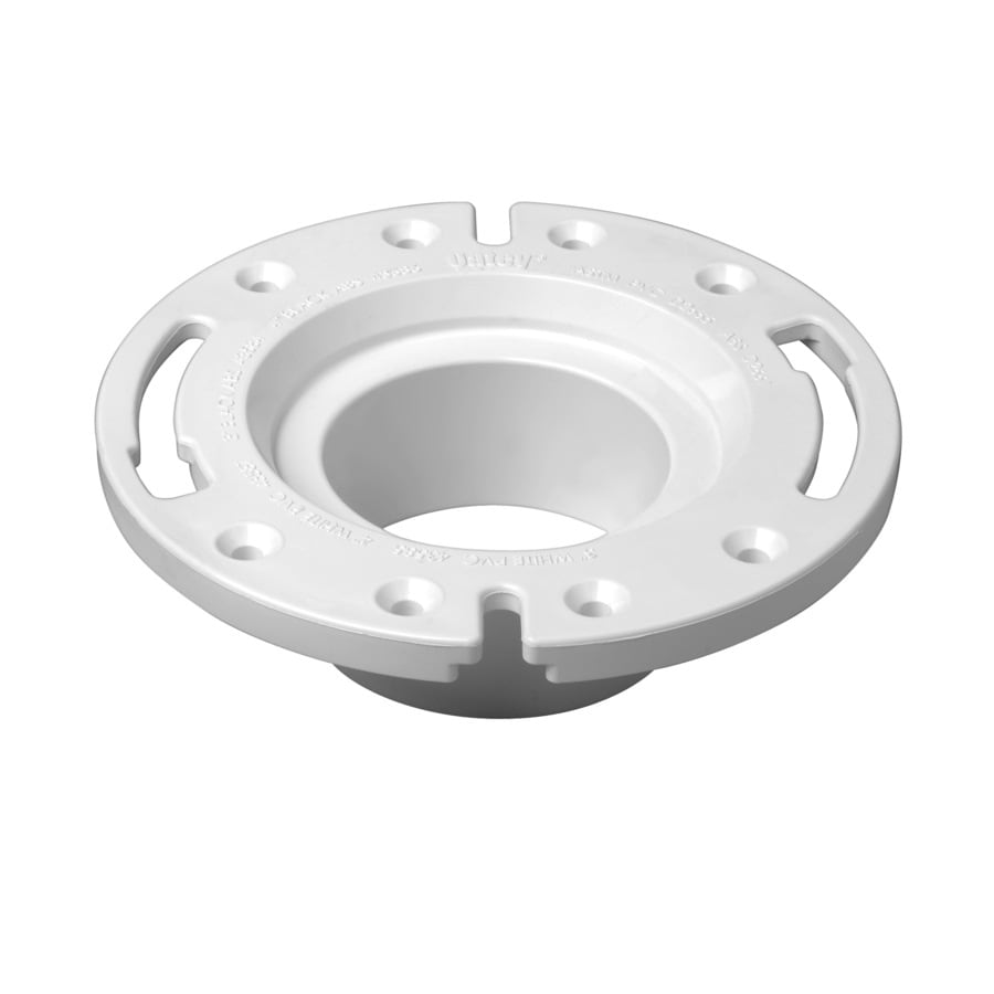Oatey Fits Pipe Size 3-in Dia PVC Flange
