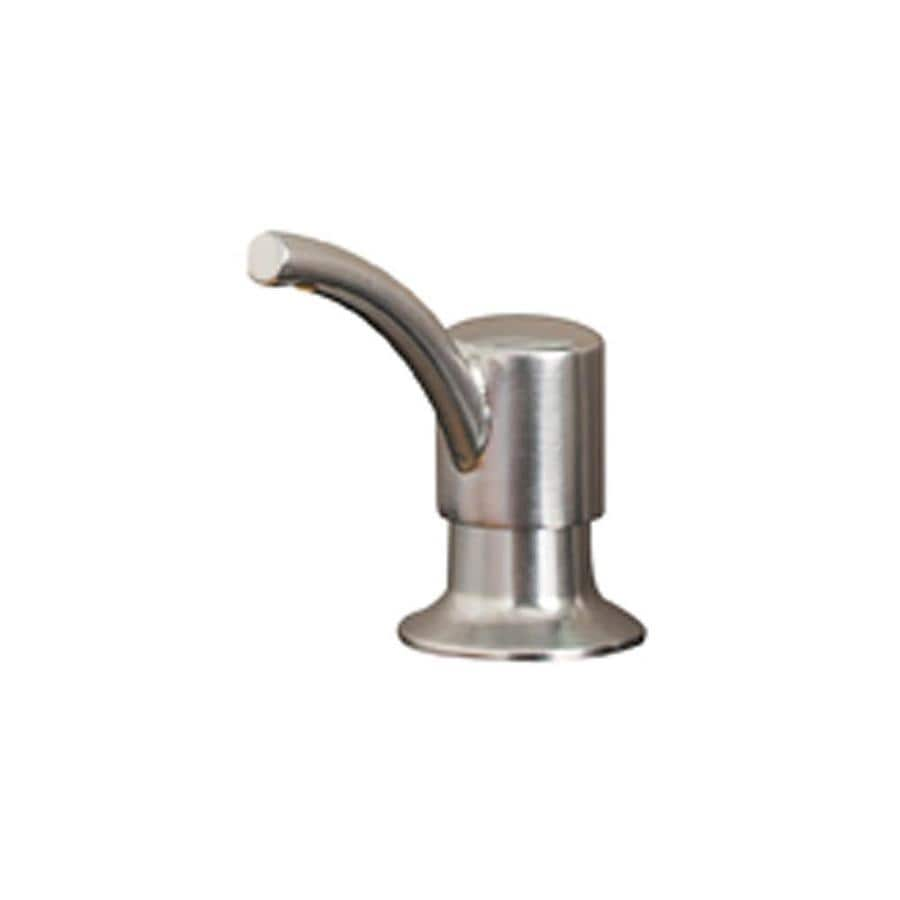 Pfister Stainless Steel Soap and Lotion Dispenser