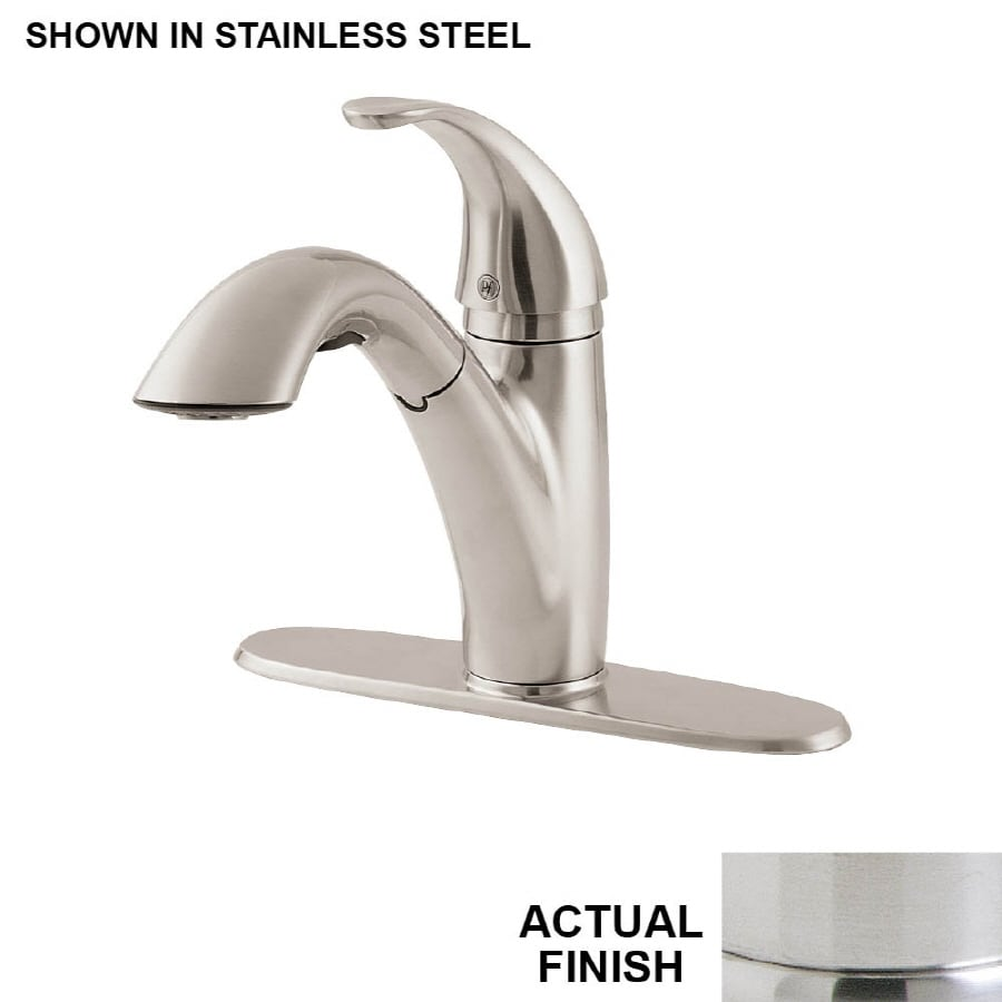 Pfister Parisa Bathroom Faucet: Write A Review About Pfister Parisa Stainless Steel 1