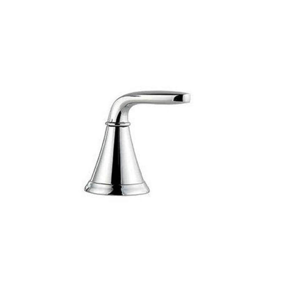 Shop Pfister Pasadena Price Bathroom Faucet Handle Polished Chrome ...