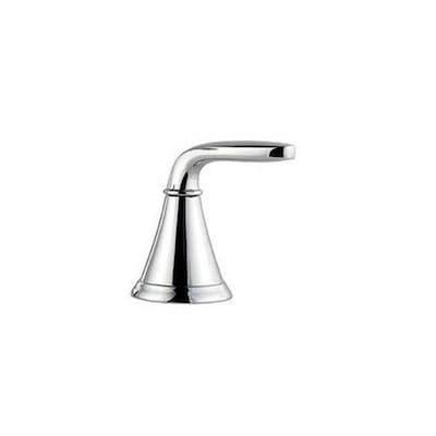 Pasadena Price Bathroom Faucet Handle Polished Chrome