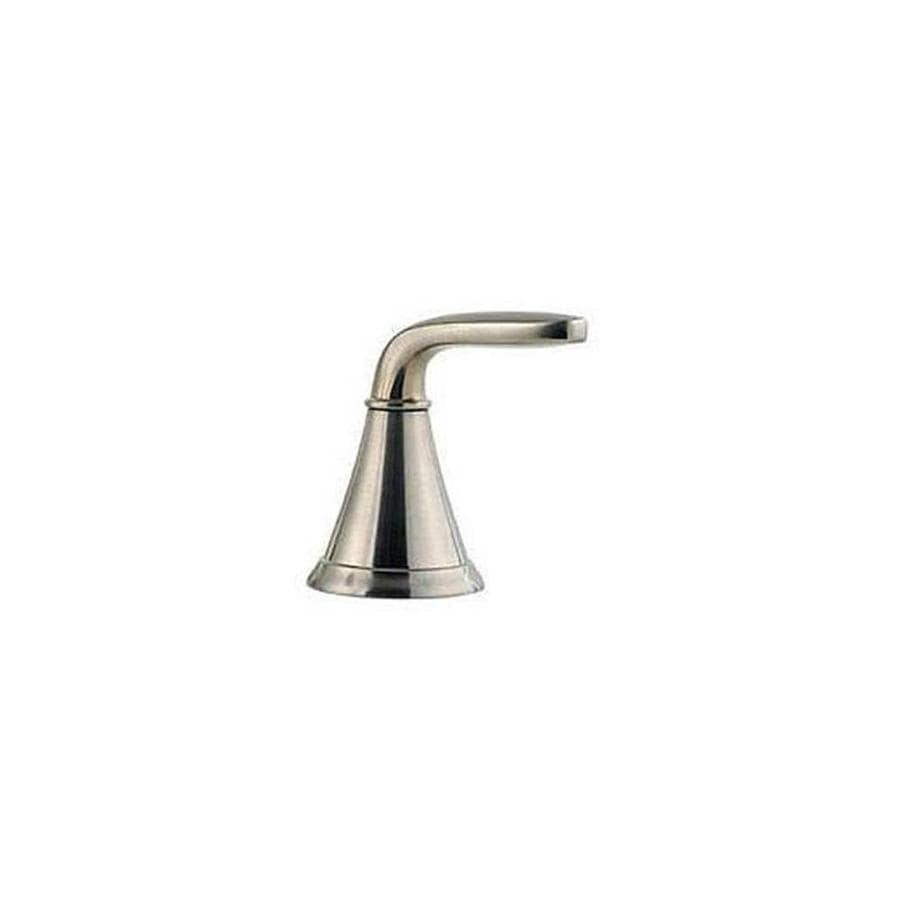 Shop Pfister Brushed Nickel Lever Bathroom Sink Faucet Handle at ...