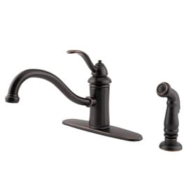 Pfister Bronze Kitchen Faucets At Lowes Com