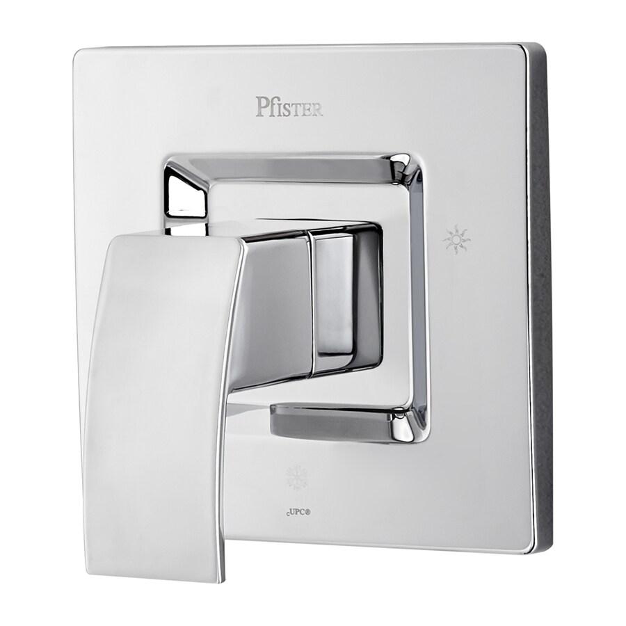 Pfister Polished Chrome Lever Shower Handle