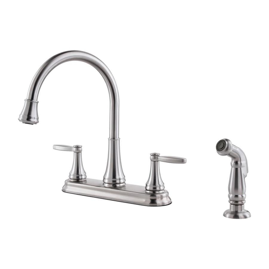 Price Pfister Kitchen Faucets At Lowes