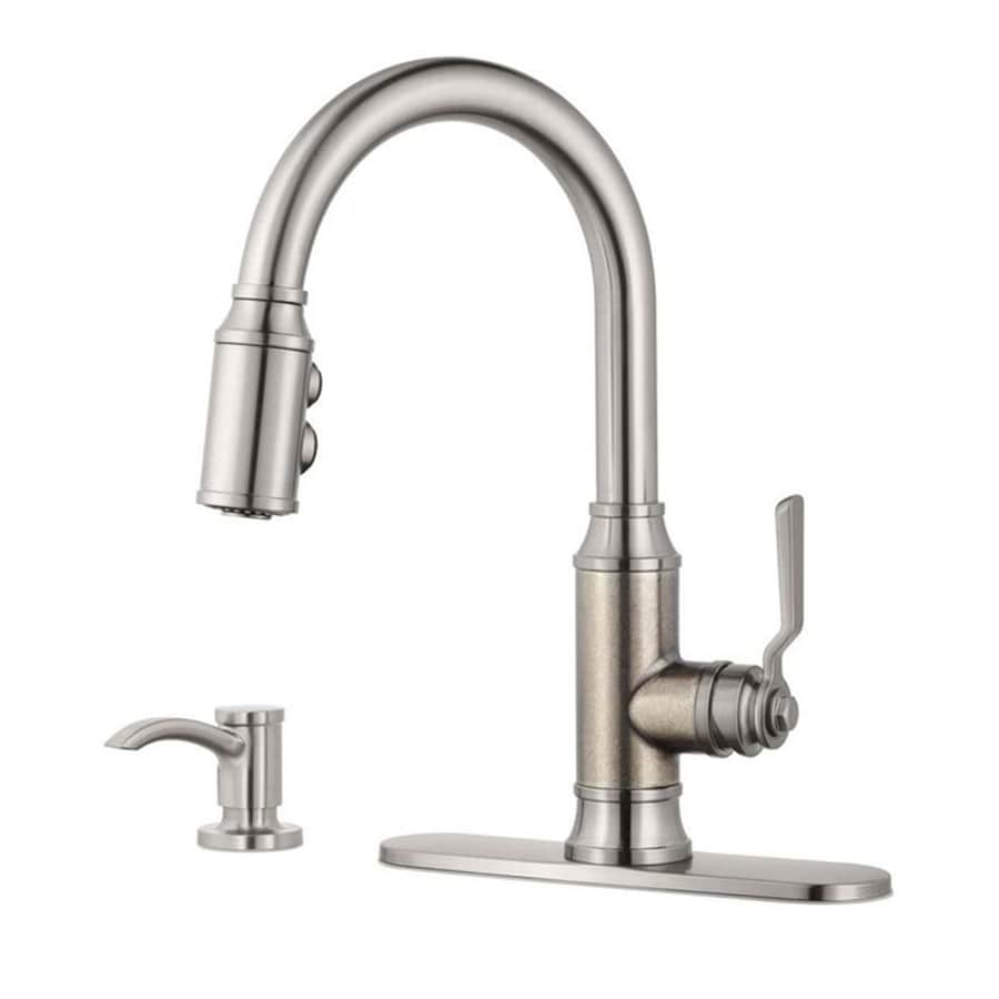 Stainless Steel Kitchen Faucet Reviews