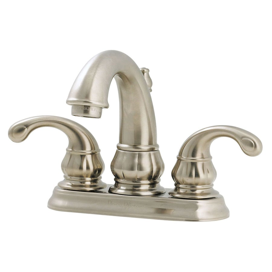 Pfister Treviso Brushed Nickel 2