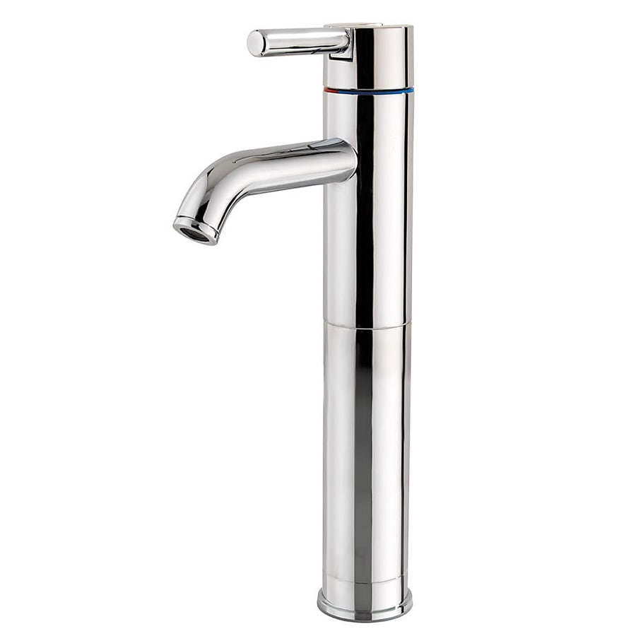 Shop Pfister Contempra Polished Chrome 1 Handle Single Hole Watersense Bathroom Faucet At