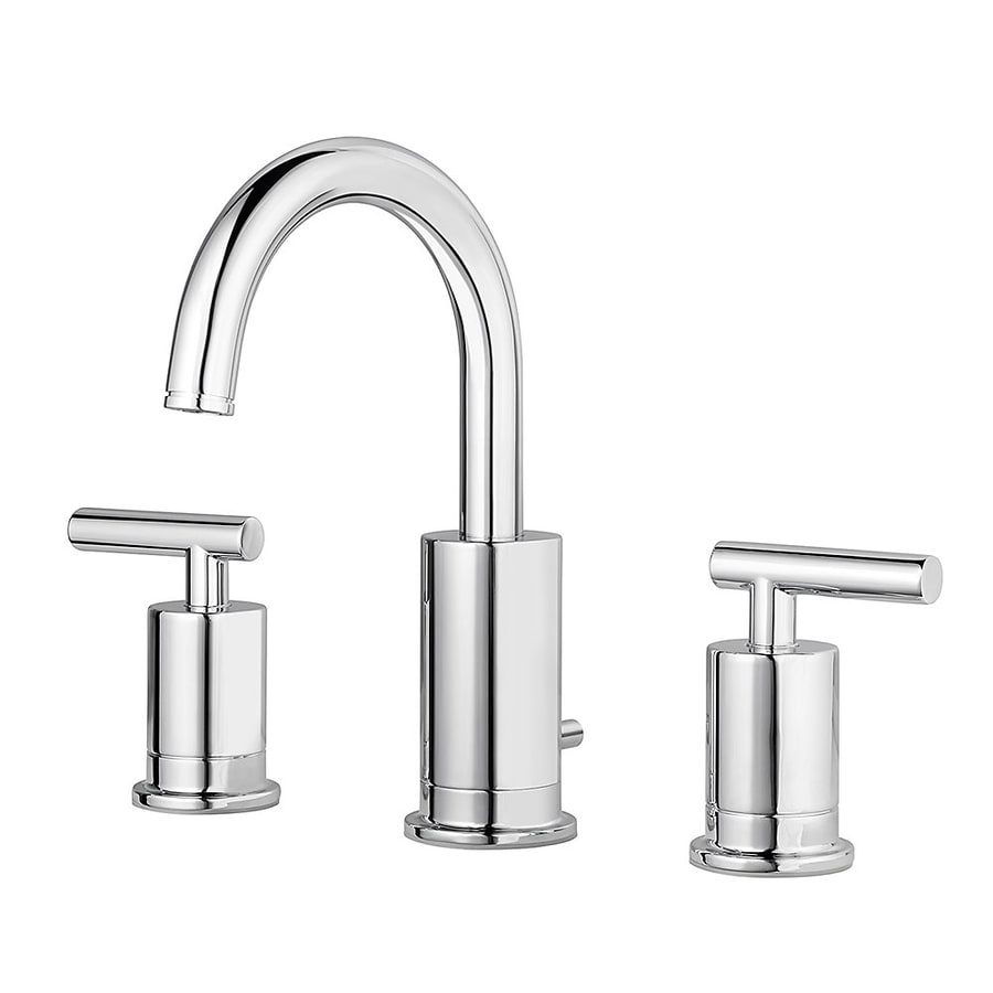 Shop Pfister Contempra Polished Chrome 2-handle Widespread Bathroom ...