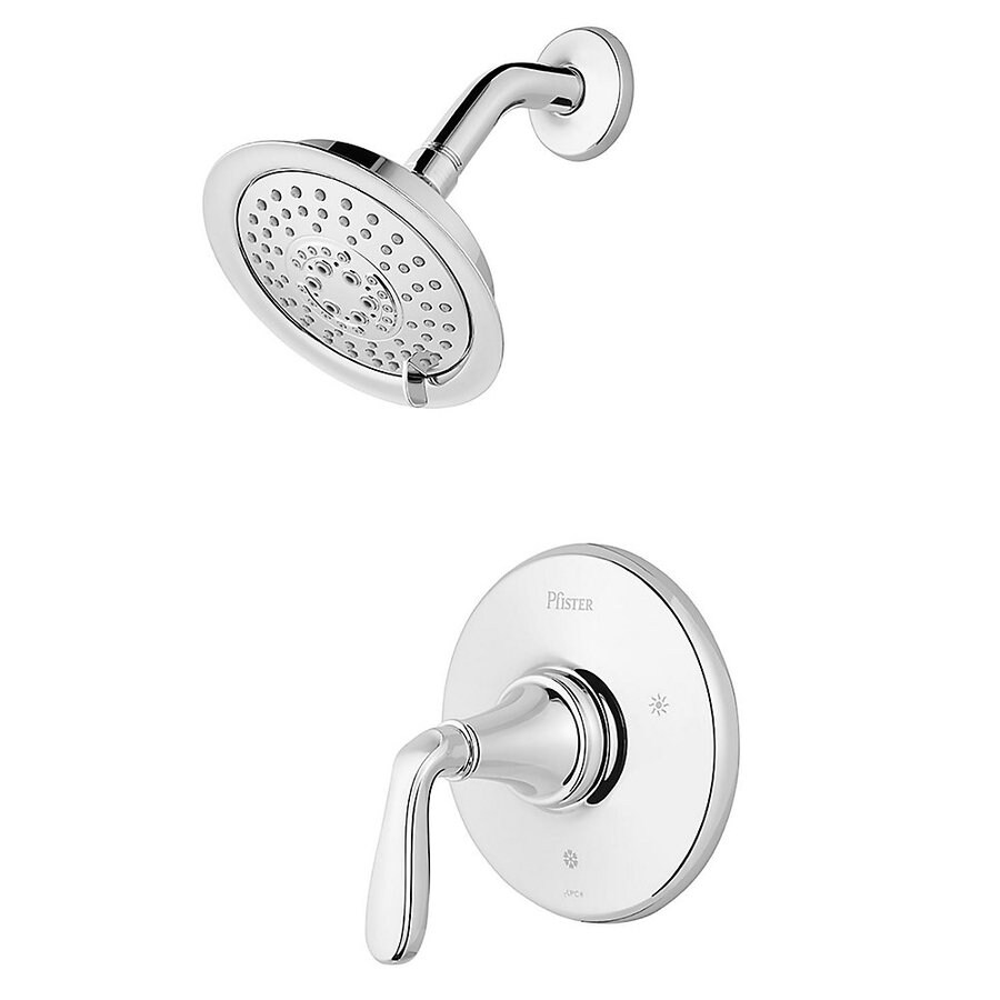 Pfister Northcott Polished Chrome 1-Handle Shower Faucet