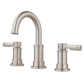 Superbe Pfister Breckenridge Spot Defense Stainless Steel 2 Handle Widespread Bathroom  Faucet