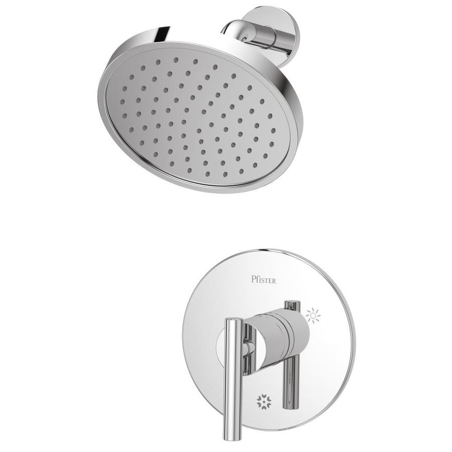 Shop Pfister Contempra Shower Trim Polished Chrome at Lowes.com