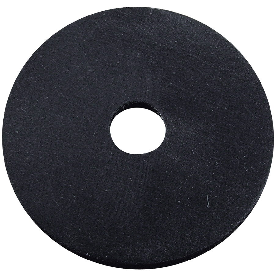 Hillman 2-Count 5/16-in x 1-1/4-in Rubber Standard (SAE) Flat Washers