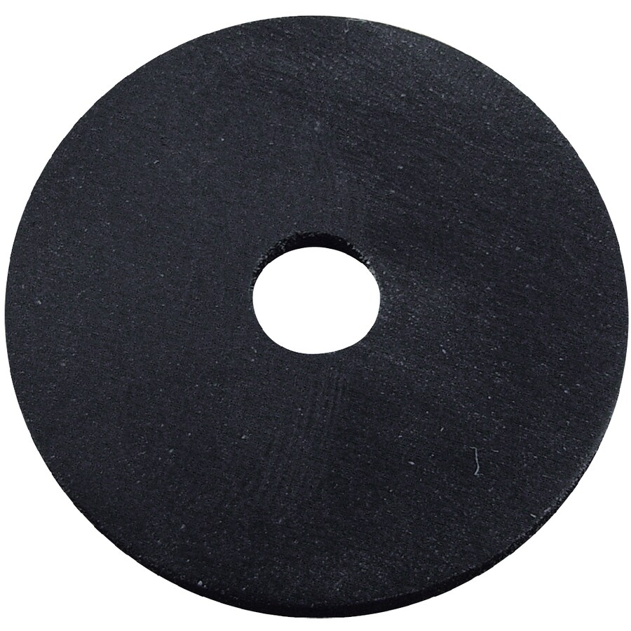 The Hillman Group 2-Count 3/8-in x 1-1/2-in Rubber Standard (SAE) Flat Washers