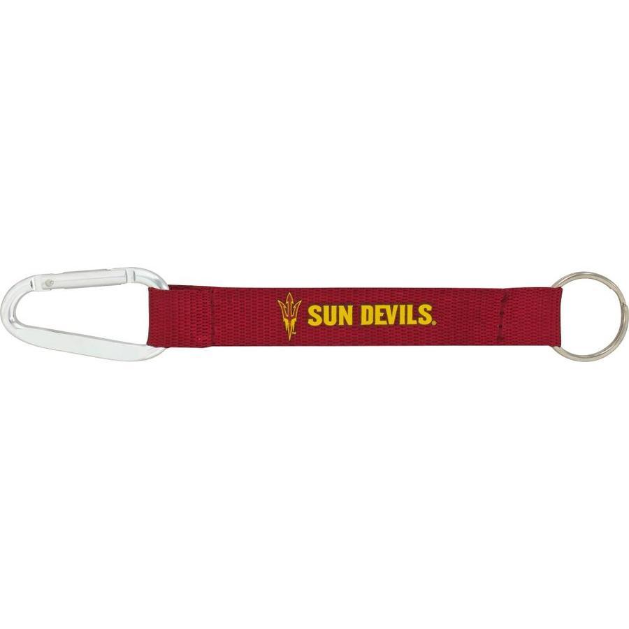 Hillman NCAA Ariz St Sun Devil Carabiner