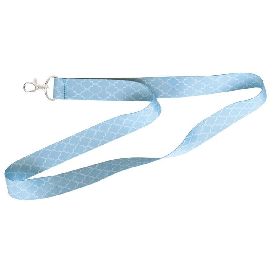 The Hillman Group Blue Moroccan Lanyard